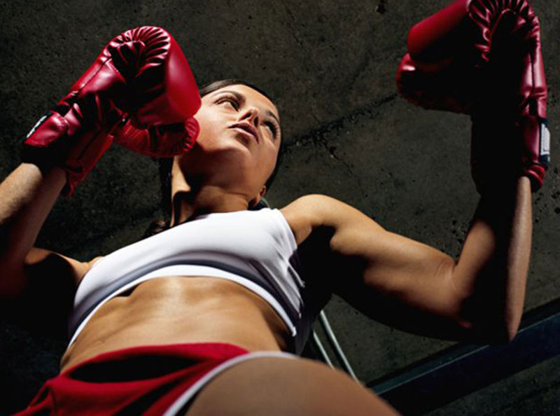 kickboxing Feminino