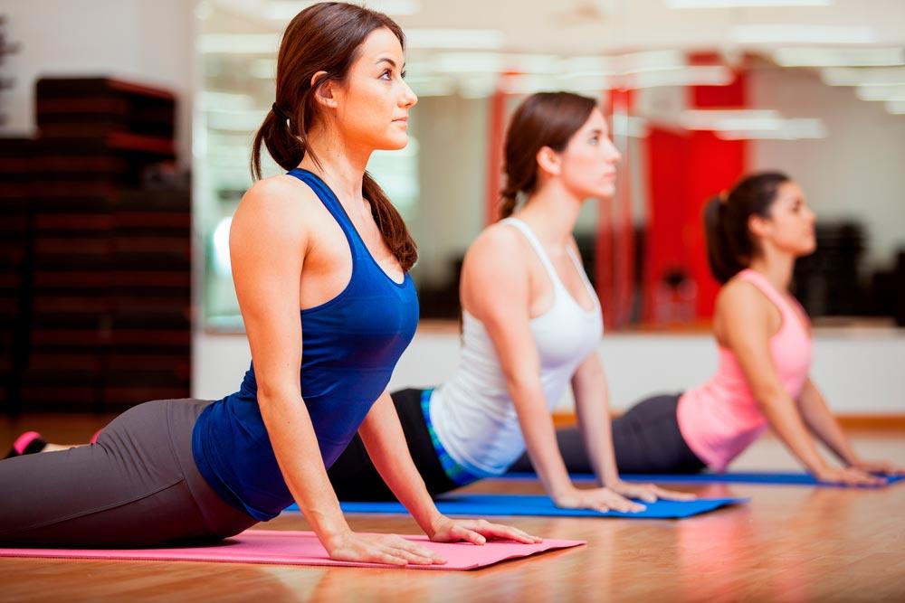Aula de Yoga para iniciante