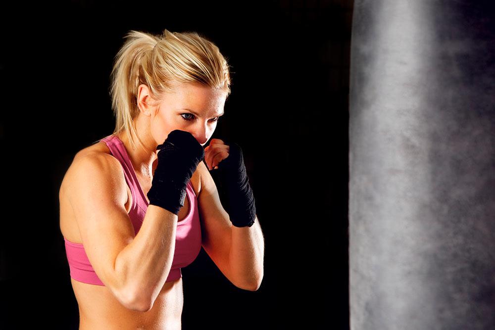 Boxe Feminino para Iniciantes